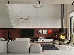 现代简约,多彩空间,温润细腻!