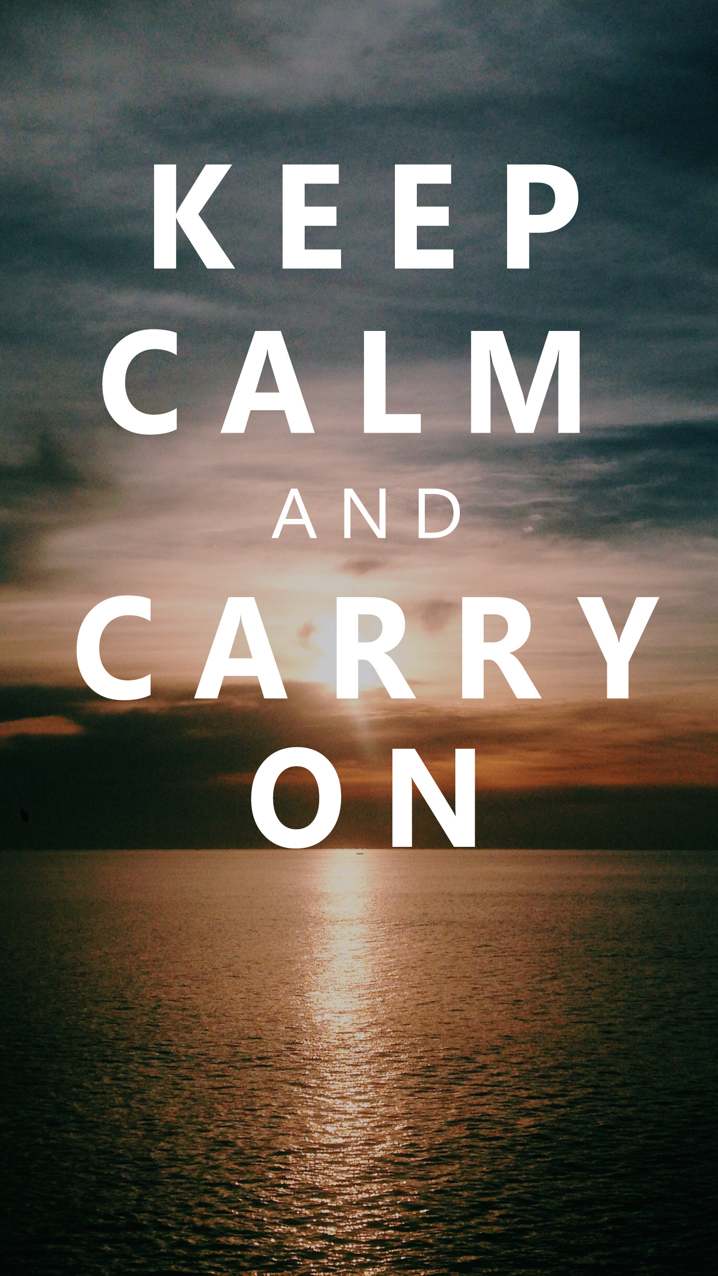 keep calm and carry on 平面 图案 卡尔库鲁斯