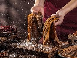 西安美食摄影-串一火锅,过一个火辣的冬天