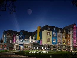 郑州酒店设计公司专业作品——酒店外观设计锦集