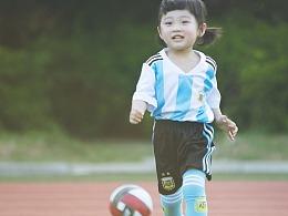 我家的足球小将