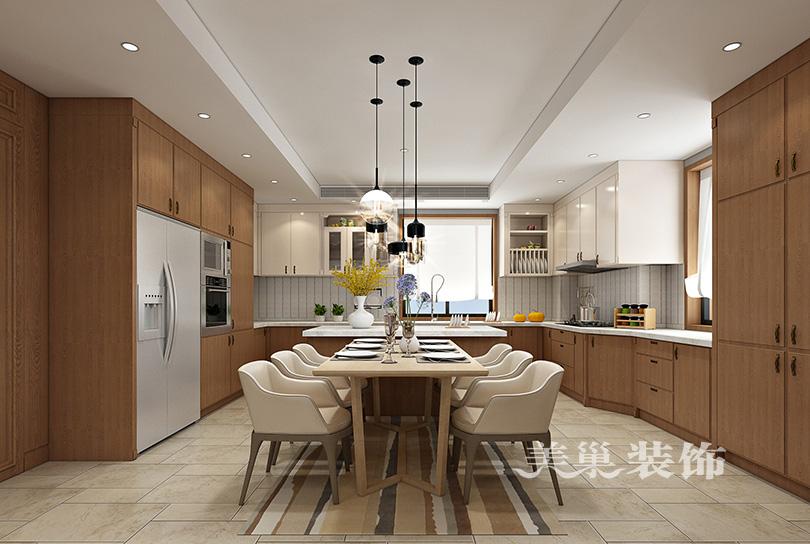 别墅别墅设计庄园复式简欧天伦装修设计方案|的风格叠加卢一图片
