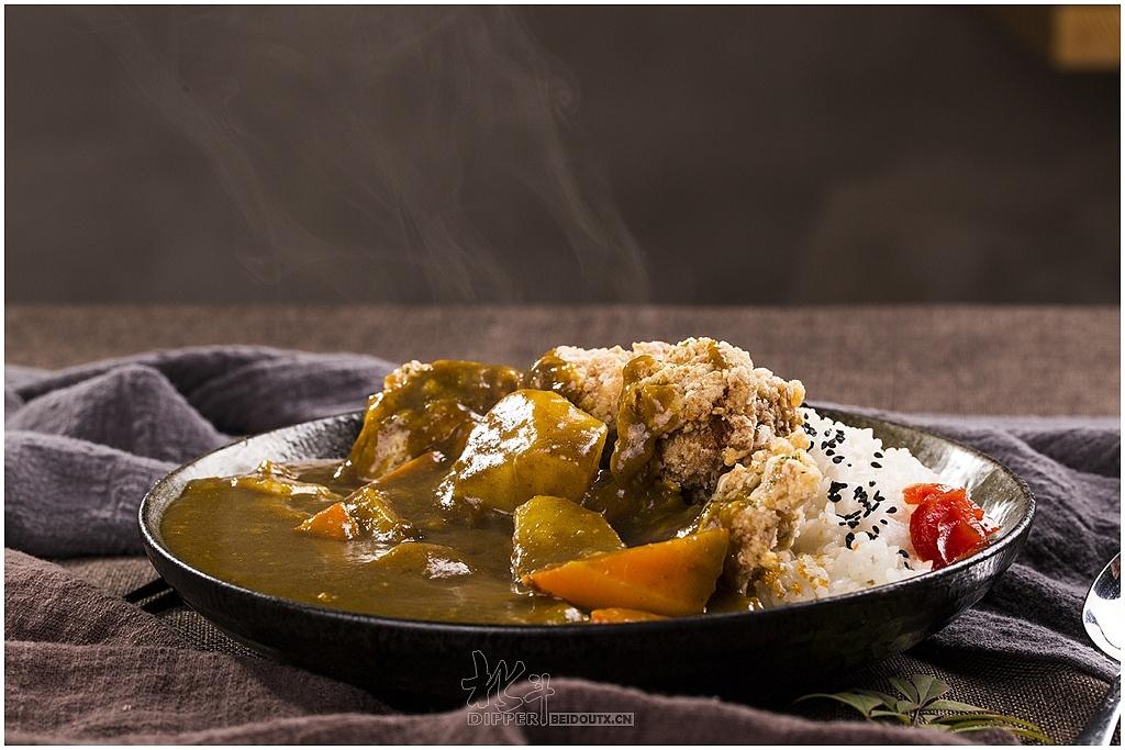 菜谱-北斗美食定制拍摄-西餐拍摄-菜品拍摄-北炸羊棒骨只放葱姜怎么做图片