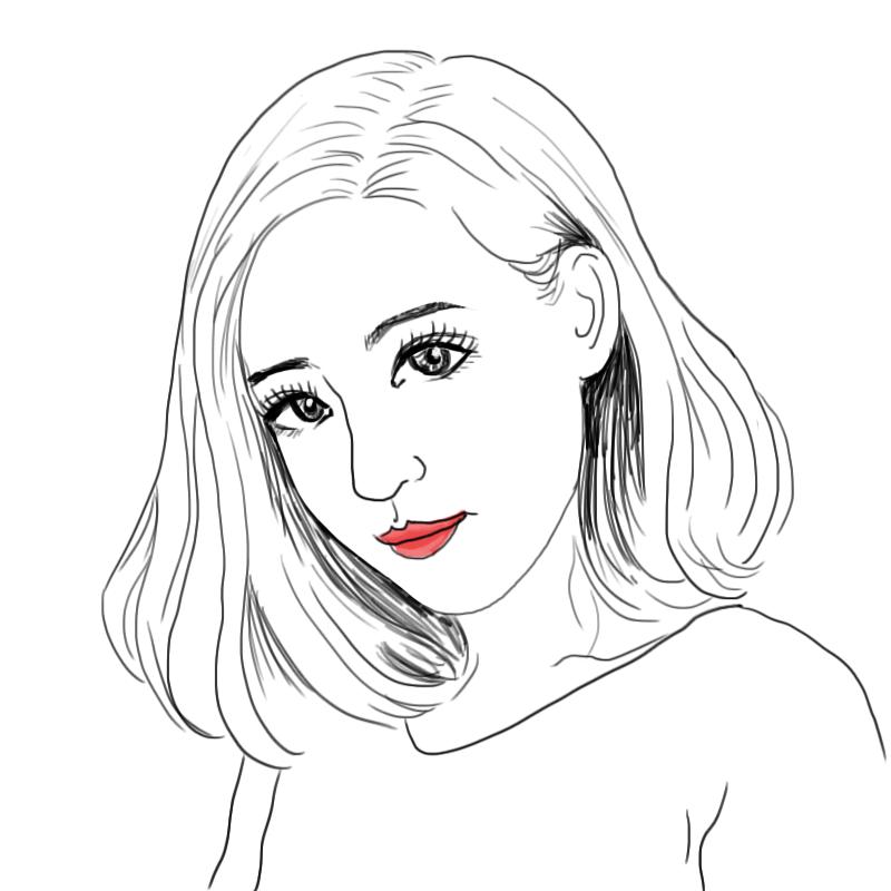 头像人物素描三视图图片展示的图原型包表情图片