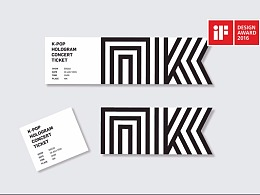 iF获奖作品 韩国NIK娱乐媒体品牌CI视觉系统设计