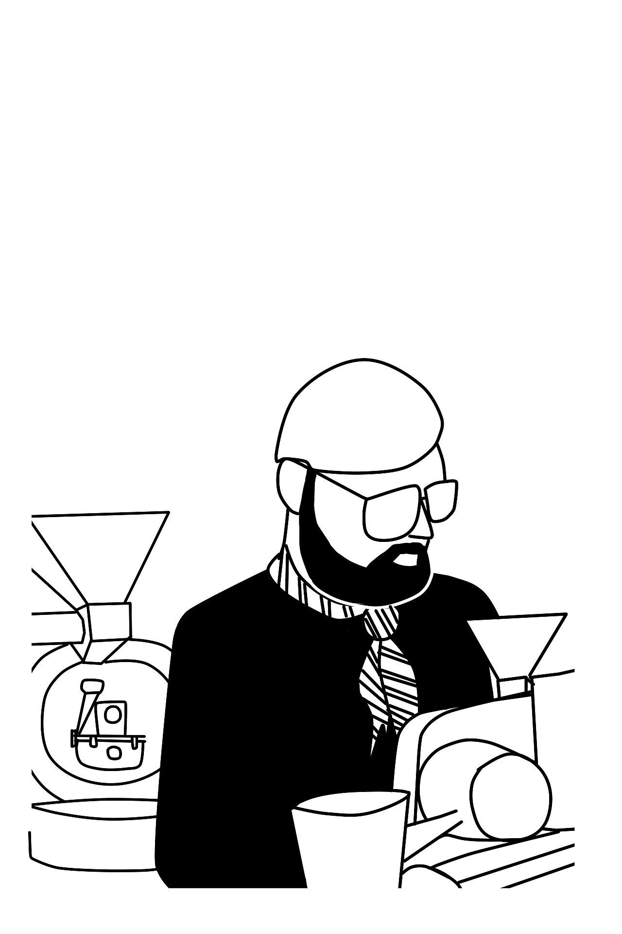 动漫 简笔画 卡通 漫画 手绘 头像 线稿 1280_1920 竖版 竖屏