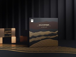 BAILAN海鲜礼盒包装设计