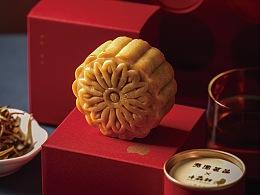 长沙美食摄影|沸沸茗品X小森林君|月饼礼盒|EMOStudio