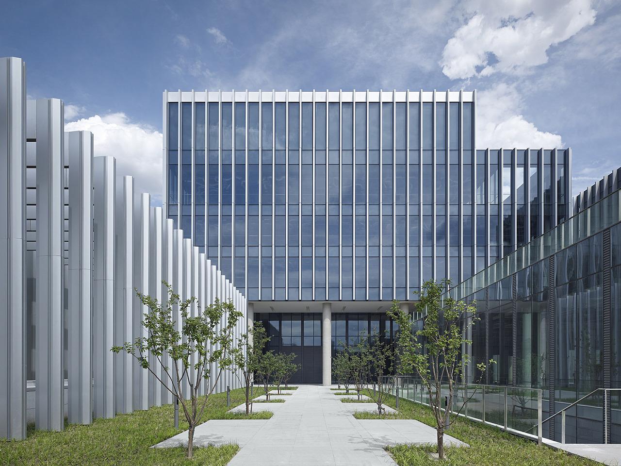 成都科技园设计公司/工业园规划/产业园整体规划图片