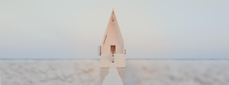 阿那亚海边礼堂