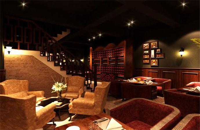 老上海风情私房菜——韩城餐厅设计|韩城餐厅装修