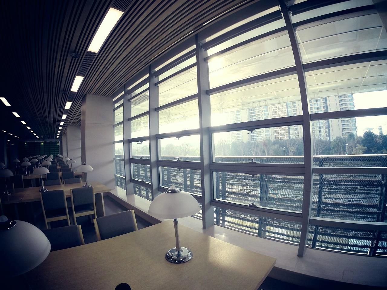 图书馆|摄影|环境/建筑|gooobenooogle - 原创作品图片