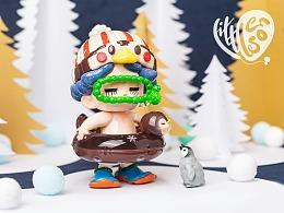 【小小森童心系列】春节大家都要暖暖鸭!