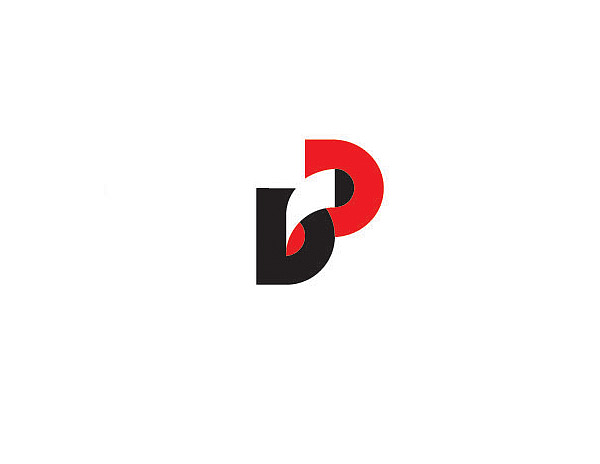 dq字母的logo创意设计欣赏图片