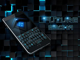 未来机甲 | Future Mecha 输入法皮肤主题