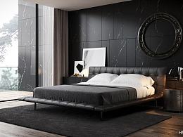 卧室表现|黑