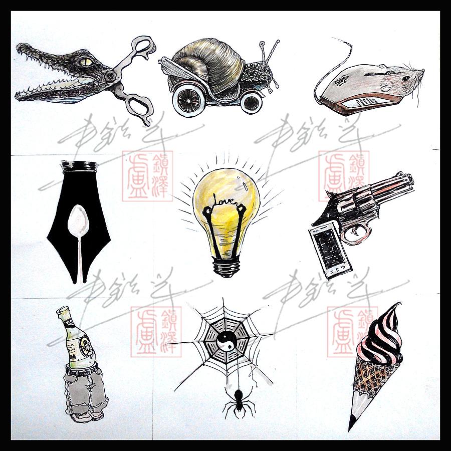 原创作品:图形创意图片
