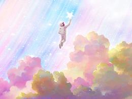 孤独宇航员的奇幻漂流