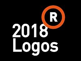2018 年度LOGO设计作品合集