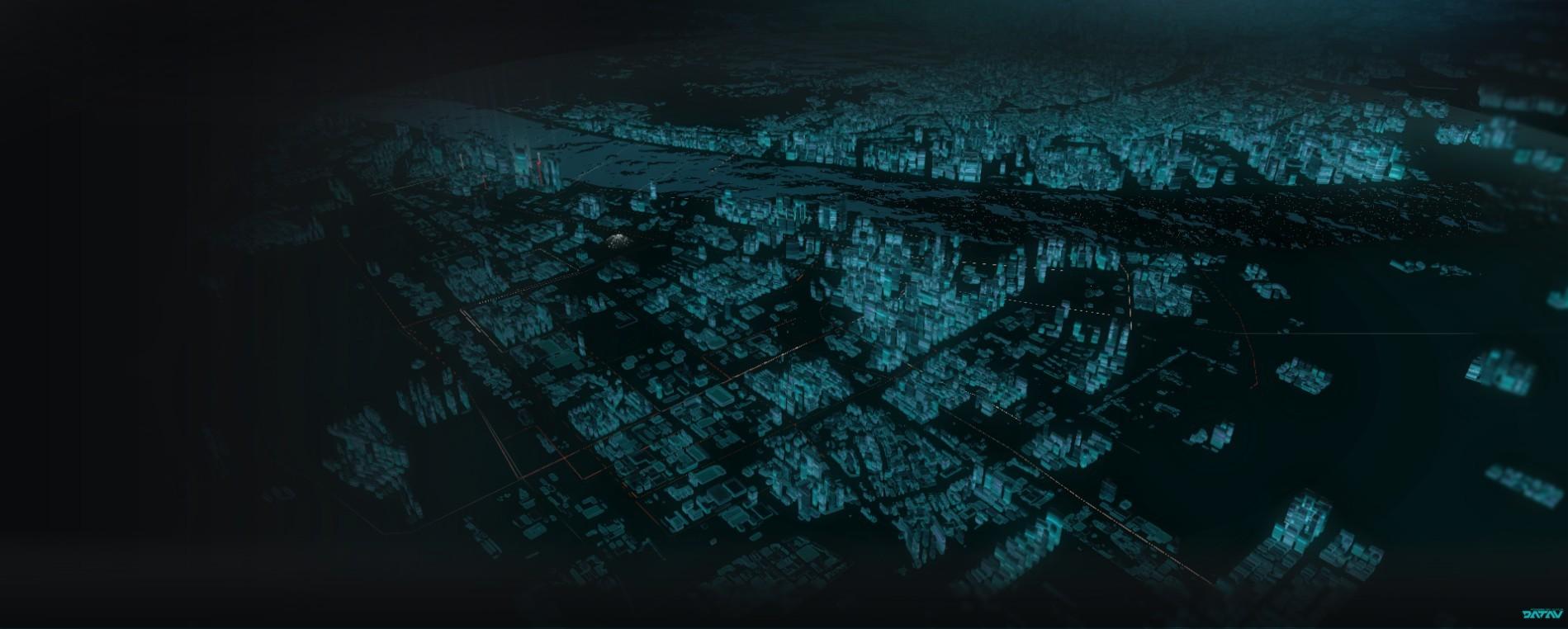 城市可视化管理系统