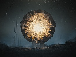 UNREAL ENGINE 4 十月作品集 ——《光》