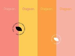 轻食品牌视觉丨品牌+网页