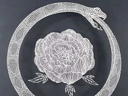【国外剪纸】自然的歌者 ——皮帕·迪拉戈(Pippa Dyrlaga)的剪纸艺术