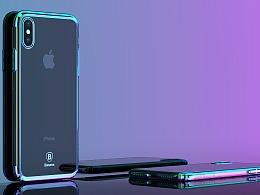电镀手机壳渲染视频