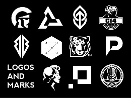 Logotypes & Marks Collection