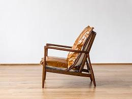 原创设计 空气扶手椅
