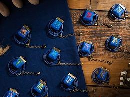 十二生肖项链,源于古老文化,万物有灵,缝于方寸间