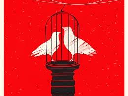 电影《最佳导演》概念海报设计