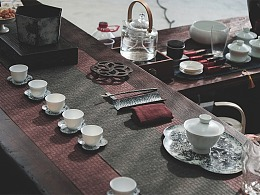 五玄土 || 茶器《素白》