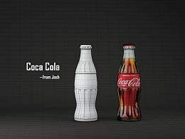 请喝可口可乐