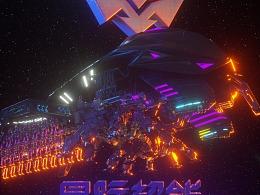 智成笔文化-星际超能海报22