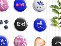 Timy Detox Water / 媞