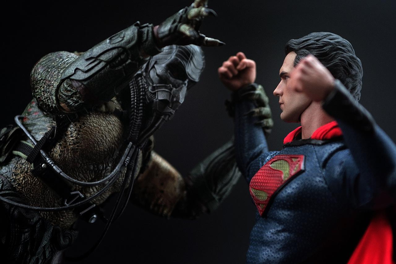 超人钢铁之躯图片_超人钢铁之躯是3d吗