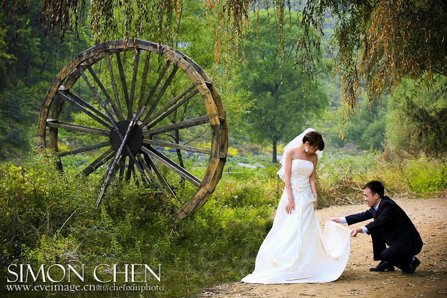 查看《婚纱摄影-伊视觉作品摄影师陈昕》原图,原图尺寸:1024x683