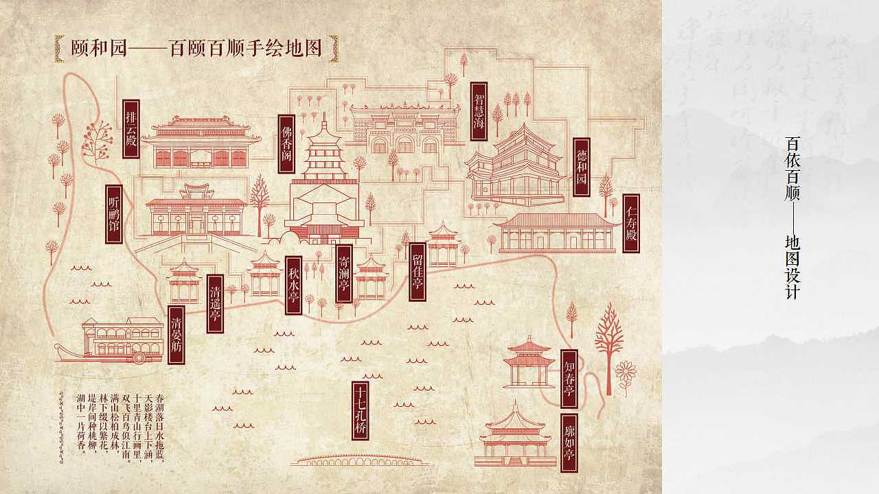 颐和园文化创意产品设计|平面|品牌|赟zwwb - 原创
