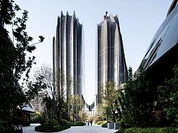 『建筑摄影』骏豪·中央广场