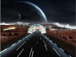 火星露营地