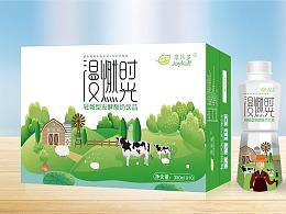 北京乳业包装设计公司