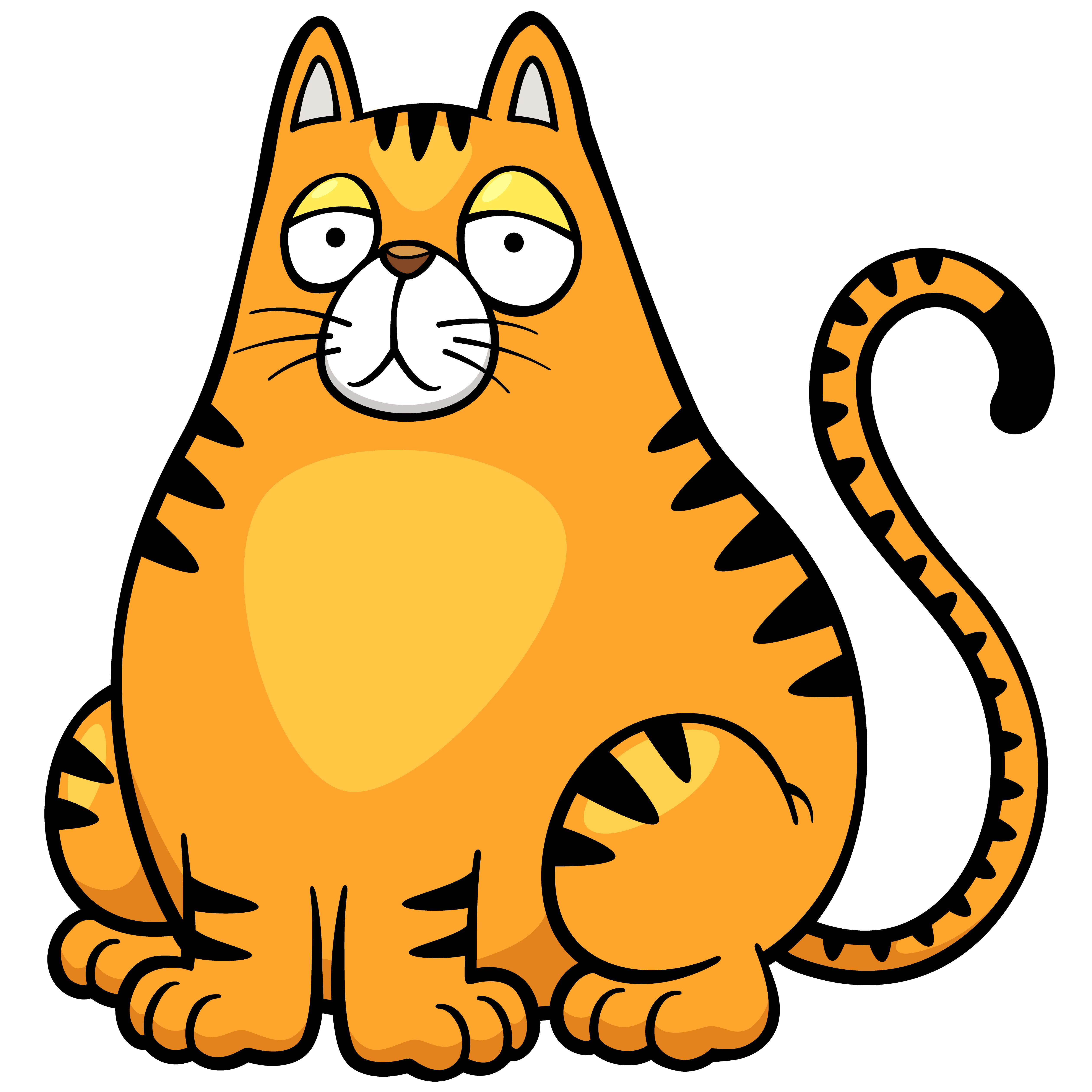 一款可爱的插画风格的动物图标,啦啦