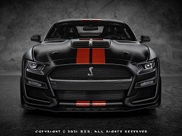 Maisto 1:18 Shelby GT500