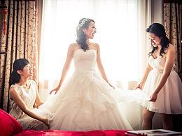 部分婚礼摄影作品