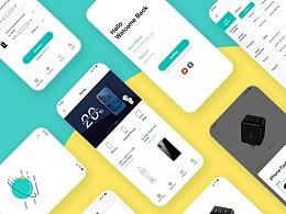 购物app改版设计
