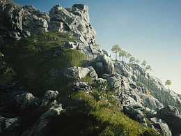 Unreal Engine 4 测试动画