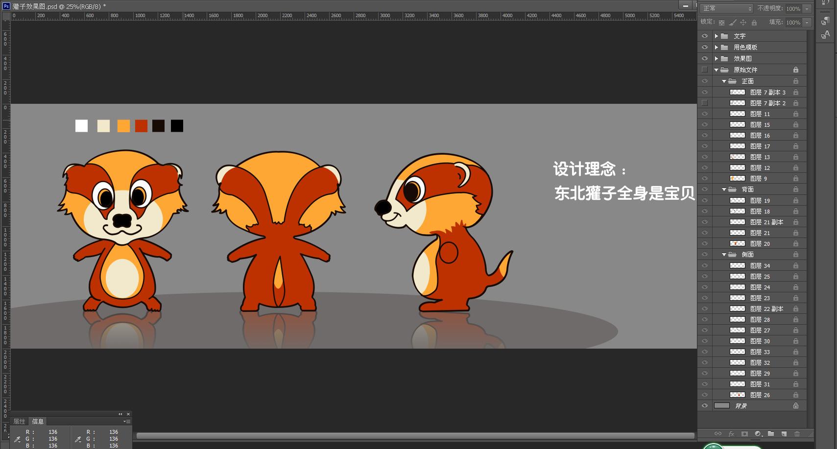 獾子-贝贝图片