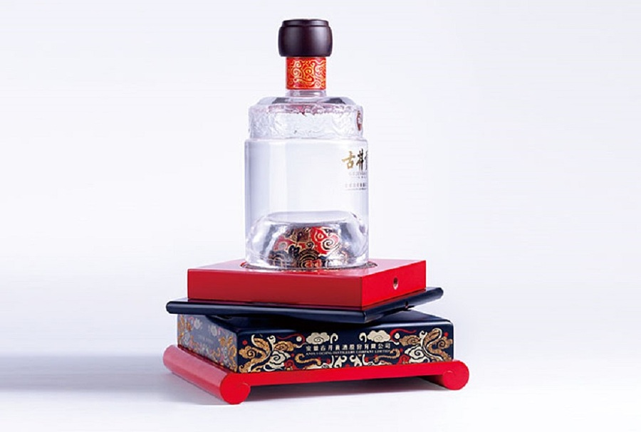 平面贡酒包装设计|包装|古井|柏星龙-原创设计10ug模具设计无法图片