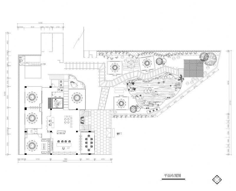 印象字体茶楼-德阳客家设计,德阳茶楼装修,德阳设计茶楼打包2018图片